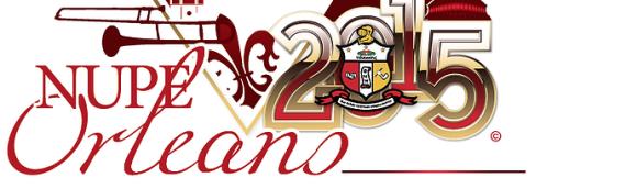 2015 Kappa Conclave: New Orleans, LA
