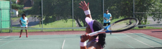 Chapter Hosts Bo Terry Tennis Tournament