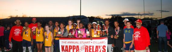 2017 Kappa Relays Track Meet