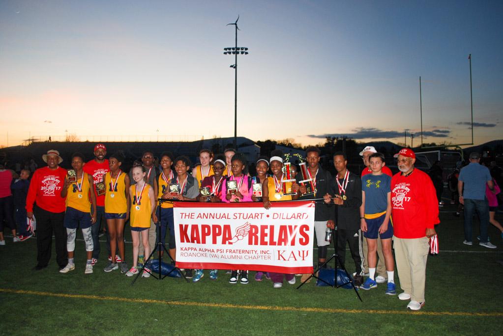 2017 Kappa Relays