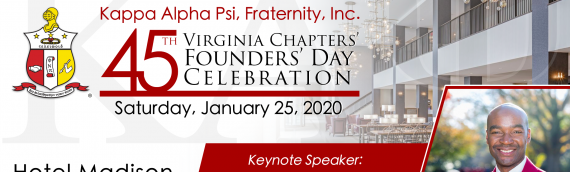 45th Virginia Chapters' Founders' Day Celebration